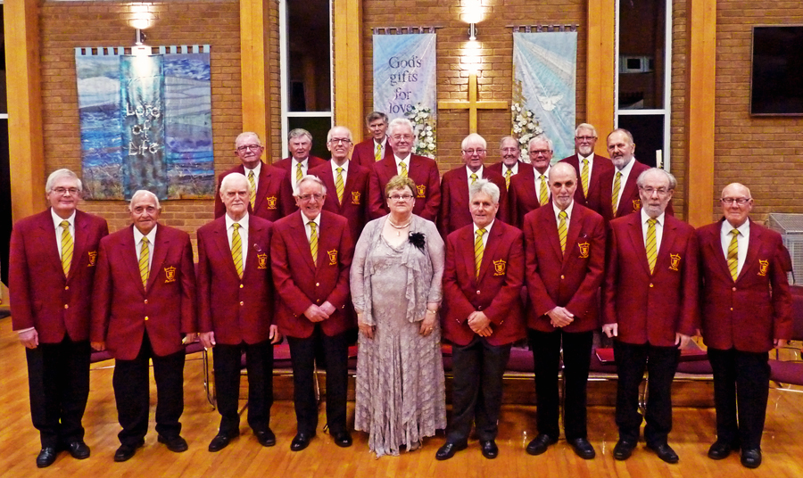 Stockton Synthonia Male Voice Choir